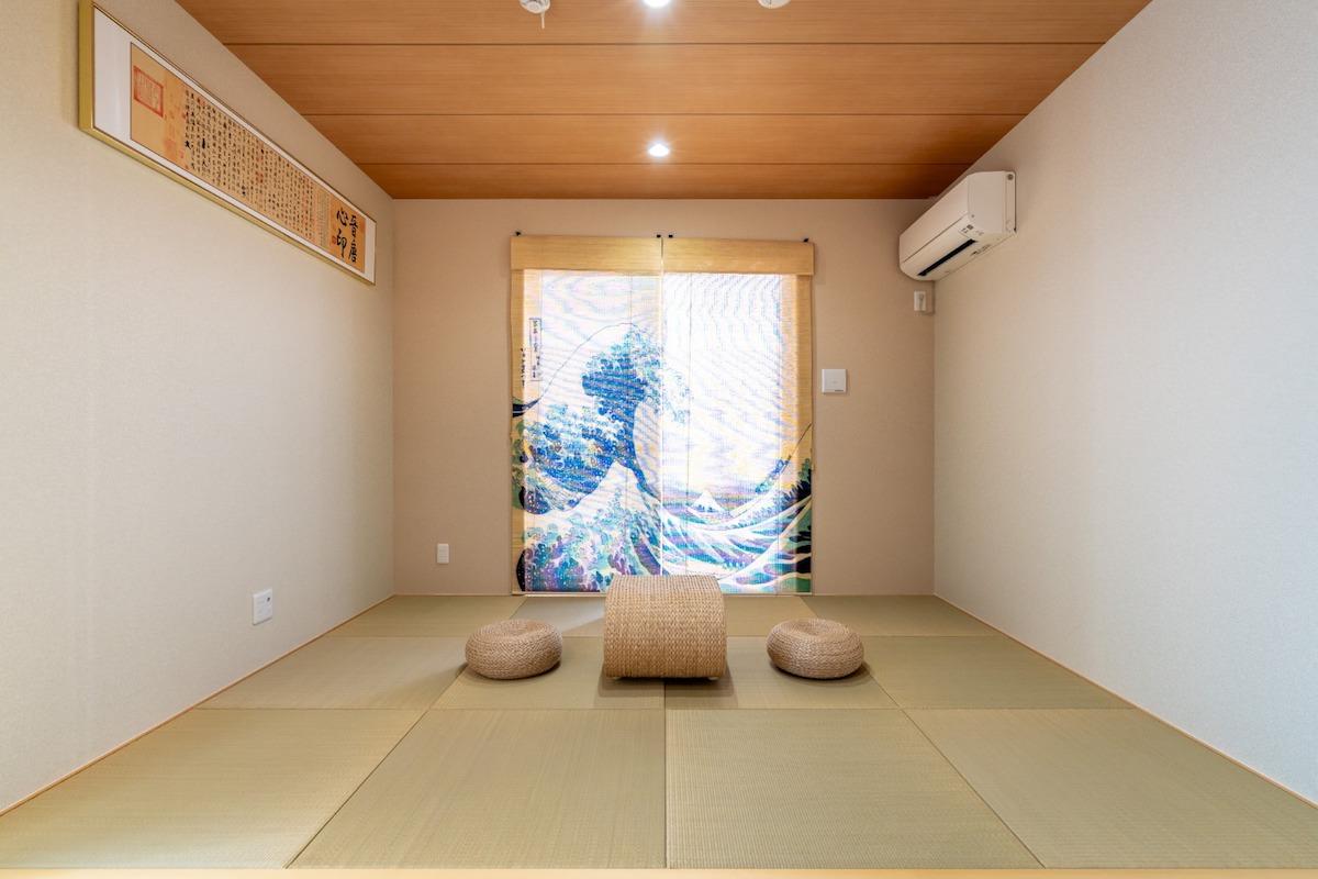 Fuchaku Building B Tatami